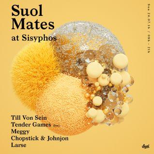 Chopstick & Johnjon at Sisyphos, Berlin (24.07.16)