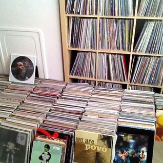 Glenn's  Nu Jazz Vinyl Selection April 14