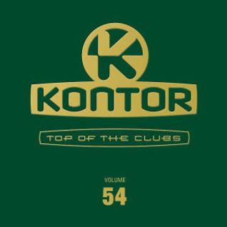 Kontor Top of the Clubs Vol 54 Cd1 Mixed by Markus Gardeweg