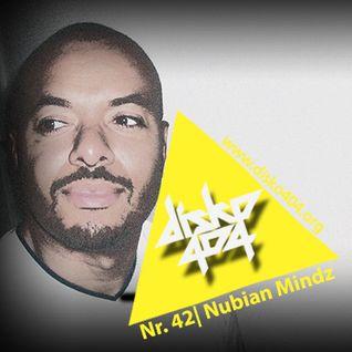 disko404 Podcast #42: Nubian Mindz