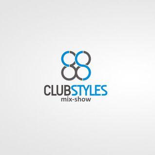 CLUB-STYLES MIX-SHOW #346 KISS FM