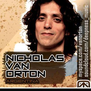 Nicholas Van Orton - guest mix 22(23.10.10)