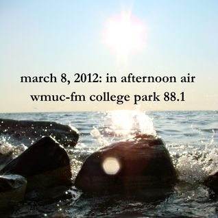 March 8, 2012: In Afternoon Air