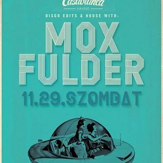 Mox Fulder - The Interstellar Disco Deal pt.2
