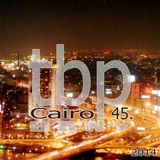BRNY - TBP#45 Cairo / The Burnin' Podcast 45 @ Space FM