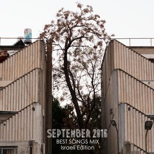 COLUMBUS BEST OF SEPTEMBER 2016 MIX- ISRAELI EDITION