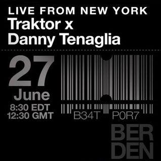 Danny Tenaglia - Live at The Loft, NYC (27-06-2014)