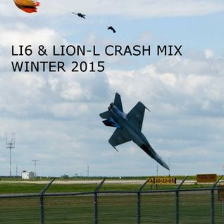 Dj Li6_&_Lion l - Crash mix 03-2015 (DNB - Techstep - Neurofunk - Hardstep) Mars Radio DNB