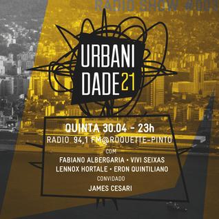 Programa #3 c/ James Cesari