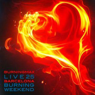 Burningmax Live Chill :: Barcelona Burning Weekend