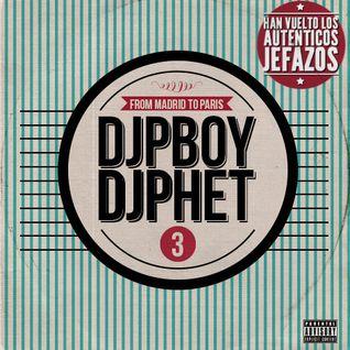 DJ Pboy & DJ Phet presents From Paris 2 Madrid 3