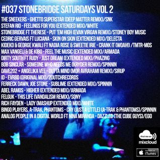 #037 StoneBridge Saturdays