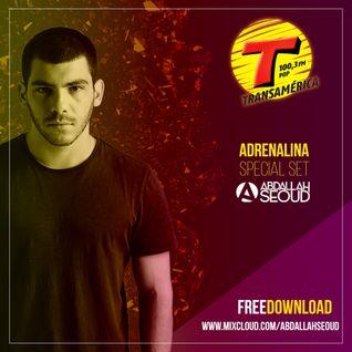 Abdallah Seoud - Adrenalina Transamérica (Special set)