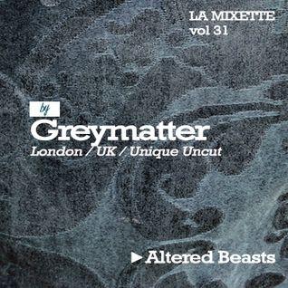 LAMIXETTE#32 GREYMATTER