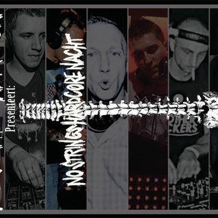 Rocky Montana - live@Holland No Strings Hardcore Nacht 27.12.2014 Nijmegen