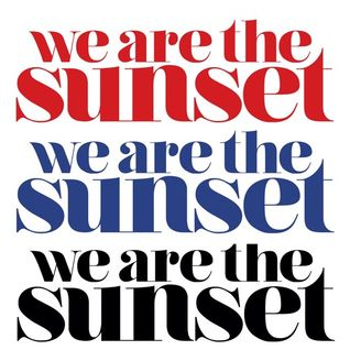 We Are The Sunset - Monday Is OK 'Twenty Four 7s' Mix