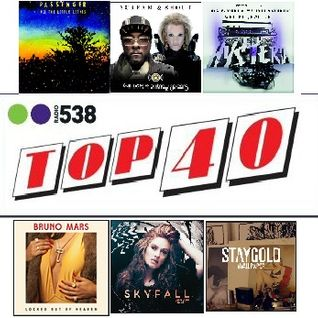 Top 40 (mixed in 1 hour) - Vol. 2 May 2013