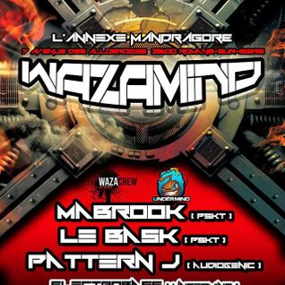 WAZAMIND MIX