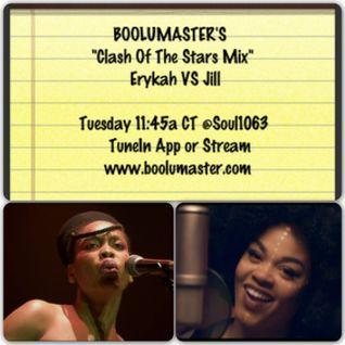 "Boolumaster's Erykah Badu VS Jill Scott ""Clash Of The Stars Mix"" Click Here"