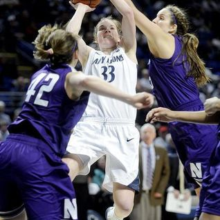 Highlights: Northwestern Women's Basketball falls to #9 Penn State