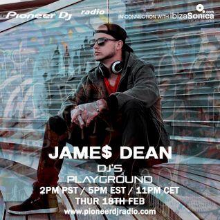 Jame$ Dean - Pioneer DJ's Playground