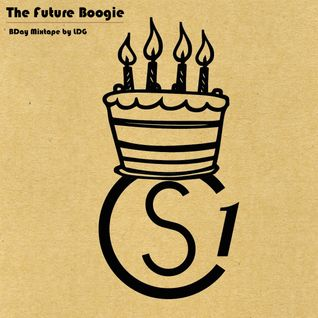 The Future Boogie | Le Café des Stagiaires BDay Mixtape
