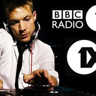 Diplo & Friends on BBC Radio 1 Ft. Bonde Do Role and Paul Devro  7/1/12