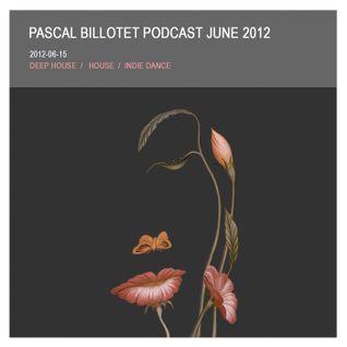 Pascal Billotet/ Podcast Juin 2012