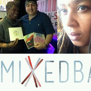 Marcia's MiXedBag show + guests Johnny D (Henry Street Records) on Mi-Soul 18/05/2015