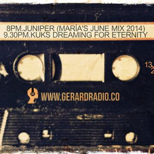 Juniper (María's June Mix) 14'