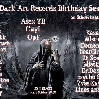Nelson Katzer - Dark Art Records Birthday Session