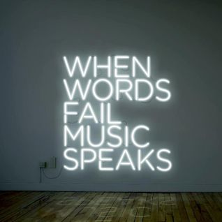 When words fail.....