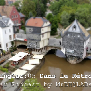 MrEH.FlyingCar.05 - Dans le Rétro (FlyingCar Podcast by MrEH@LABstaract)