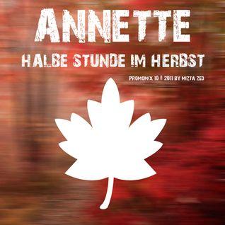 Annette Halbe Stunde Im Herbst-Mix 10-2011