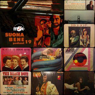 Suona Bene #19 - Oldies Radio (100% vinyl)