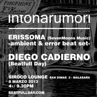 Live act @ Siroco, Madrid (08-03-13)