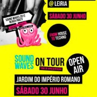 Pitts - Sound Waves on Tour @ Jardim do Imperio Romano (Marinha Grande, Leiria) 30-06-2012