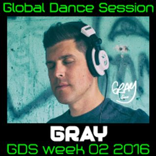 Global Dance Session Week 02 2016 Cheets With GRAY