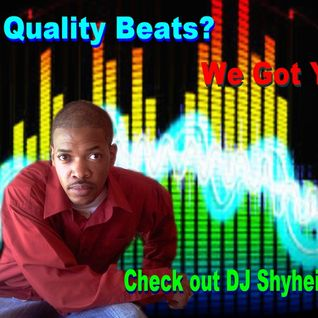 The Bee Hive Show Mixed by DJ Shyheim #55  Nov.Edition 2014 One Accord DJ Alliance Pt. 2