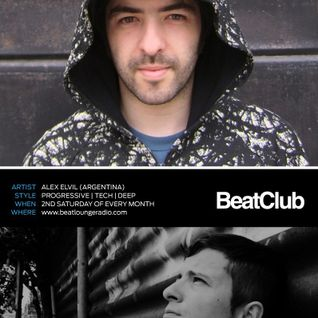 BeatClub By Alex ElVíl (Guest Mix Gavio) @ BeatLounge Radio (#43)