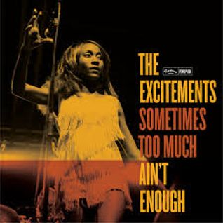 "15 avril 2014 - Special ""The Excitements"""