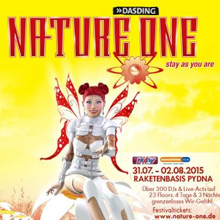 Ostblockschlampen - Live @ Nature One 2015 (Open Air Floor) Full Set
