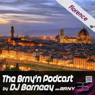 BRNY - The Brny'n Podcast #35 - Florence - TBP#35 - at Space Fm