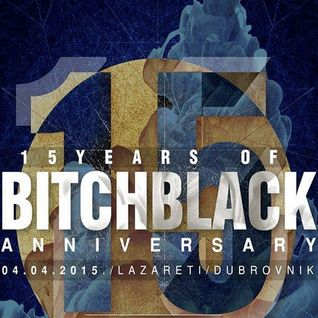 i1 ambivalent - 15 Years Of Bitchblack @ Lazareti, Dubrovnik CRO - 04.04.2015