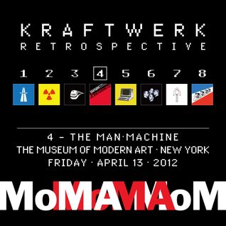 Kraftwerk - The Museum of Modern Art, New York, 2012-04-13
