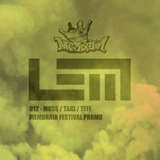 The Low End Music Show on Bassport.fm 12/8/16 - MEMBRAIN FESTIVAL WARM UP - Residents only show
