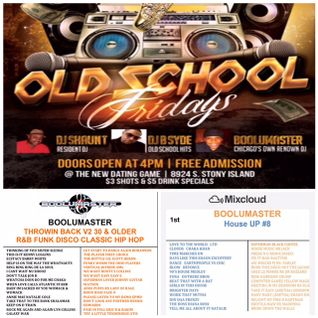 Throwin Back V2 30 & Older. Old School Fridays Dating Game Chicago