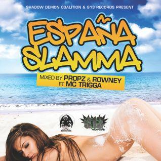 PROPZ, ROWNEY & MC TRIGGA - ESPANA SLAMMA FOR INNOVATION 2011