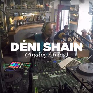 Déni-Shain (Analog Africa) • DJ set • LeMellotron.com