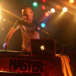 MASTER MASTER live @ CLUB GOODMAN Akihabara Tokyo JAPAN 2012.09.28